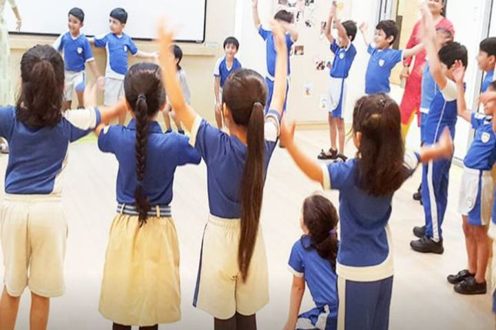 J B C N International School-Activity Room