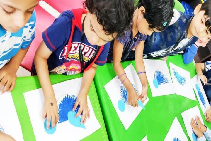 J B C N International School-Art And Craft