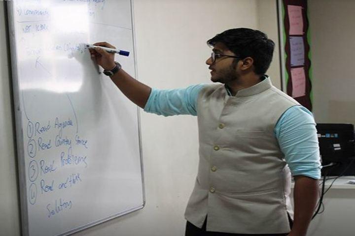 J B C N International School-Seminar
