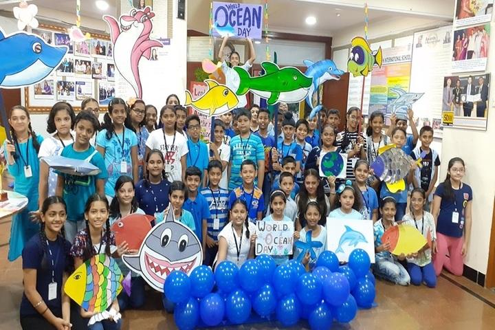Ryan International School-Ocean Day