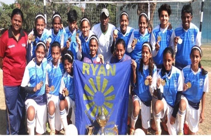 Ryan International School-Sports