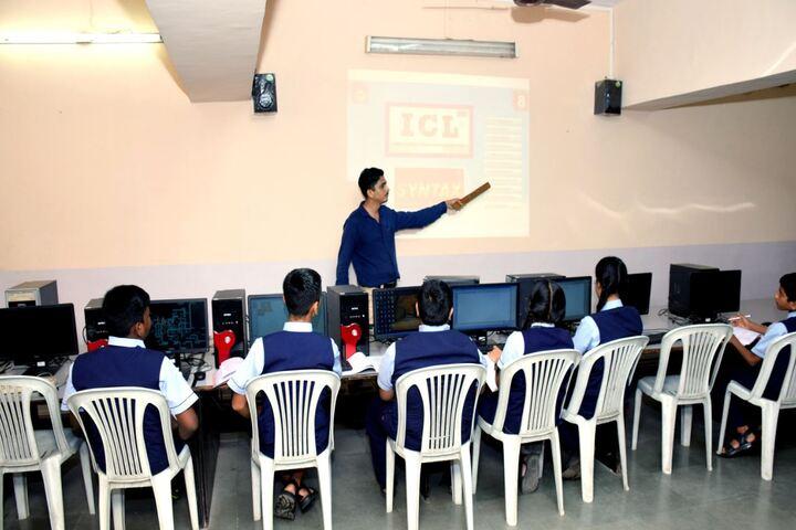 Smt H M Nanavati English High School-Computer Lab