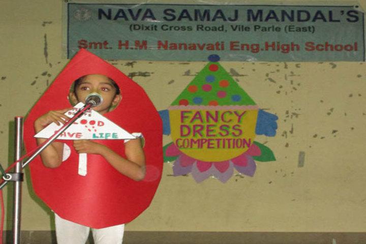 Smt H M Nanavati English High School-Fancy Dress