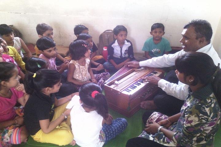 Delhi School Of Education-Music-Room