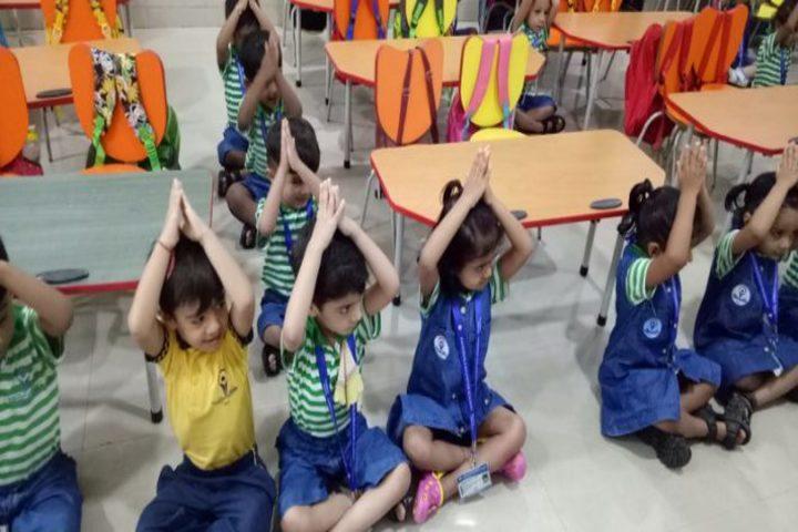 Anchorwala Education Academy-Classroom