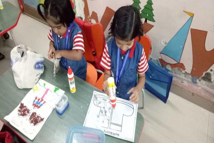 Anchorwala Education Academy-Drawing