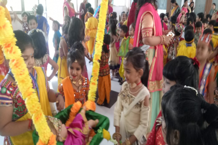 Anchorwala Education Academy-Festival Celabrations
