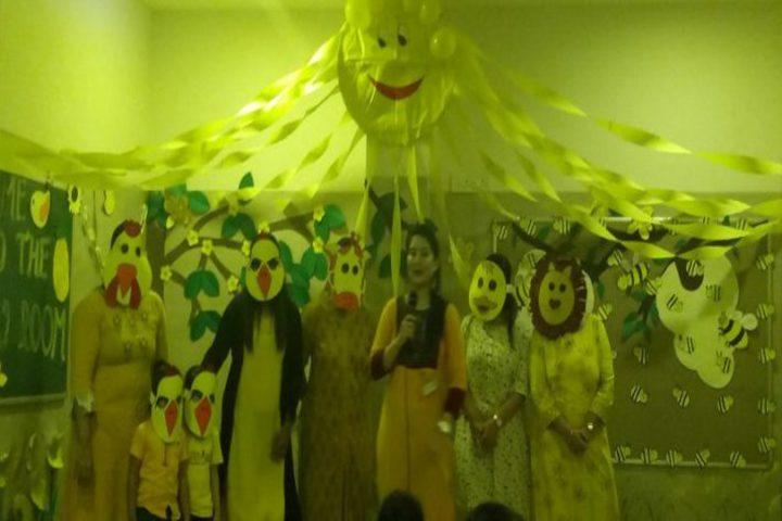 Anchorwala Education Academy-Halloween Day