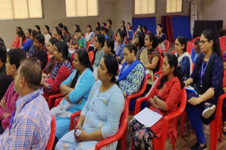 Anchorwala Education Academy-Parents Meeting