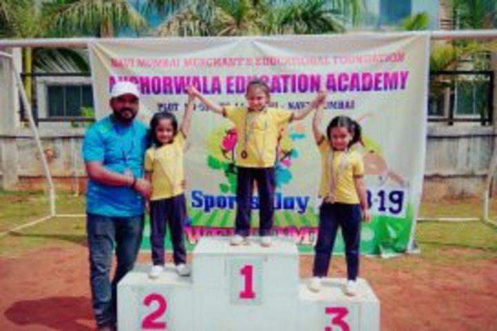 Anchorwala Education Academy-Sports Day