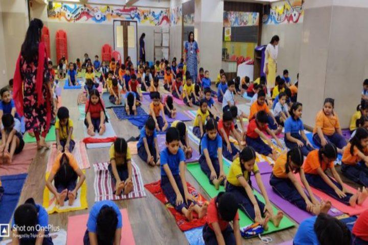 Anchorwala Education Academy-Yoga