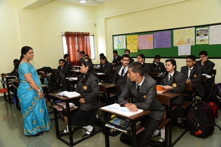 Dr Mar Theophilus School-Classroom