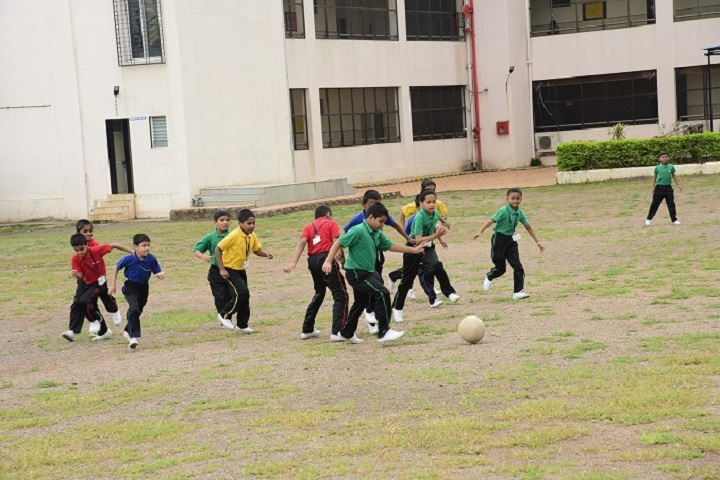 Dr Mar Theophilus School-Play Ground