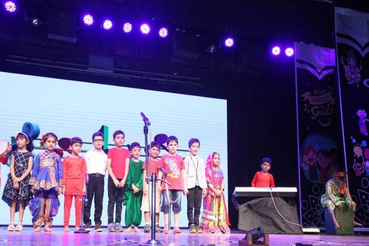 Indian Education Societys Manik Vidyamandir-Annual Day