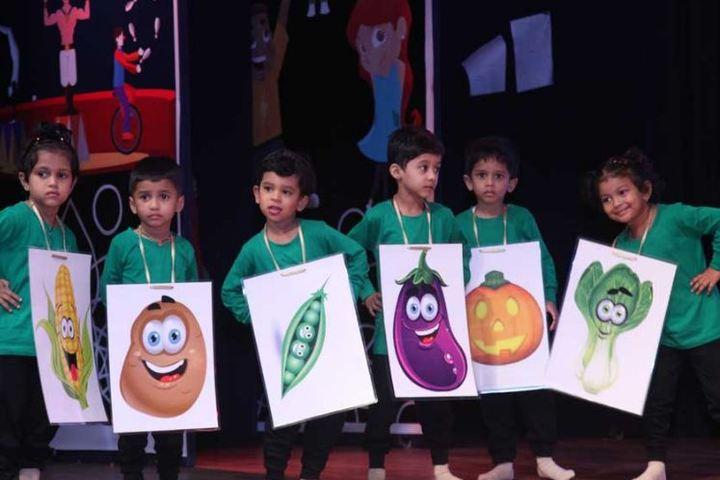 Indian Education Societys Manik Vidyamandir-Green Day