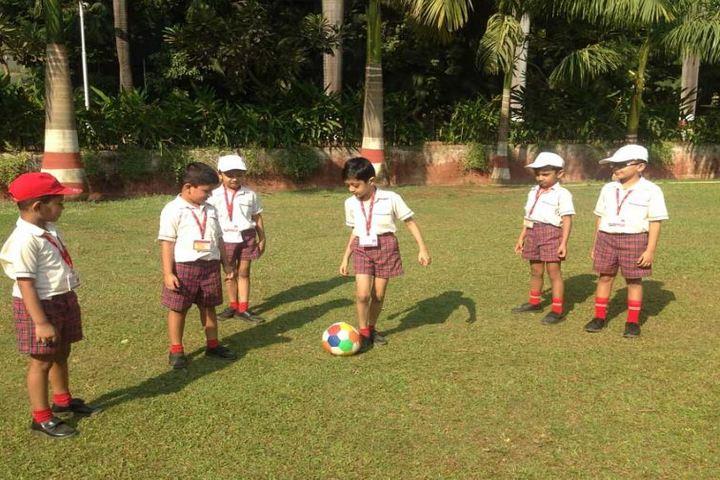 Indian Education Societys Manik Vidyamandir-Play Ground