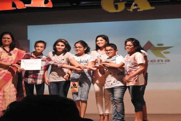 Indian Education Societys Manik Vidyamandir-Winners