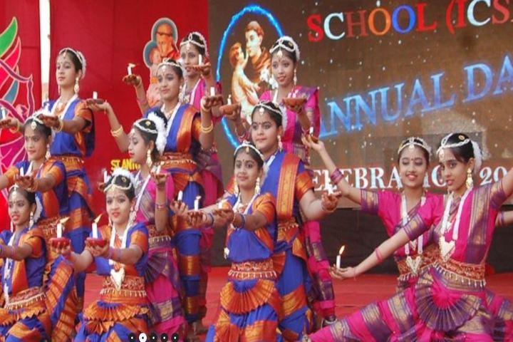 St Antony National School-Dance