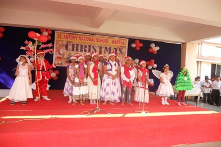 St Antony National School-Cultural Day