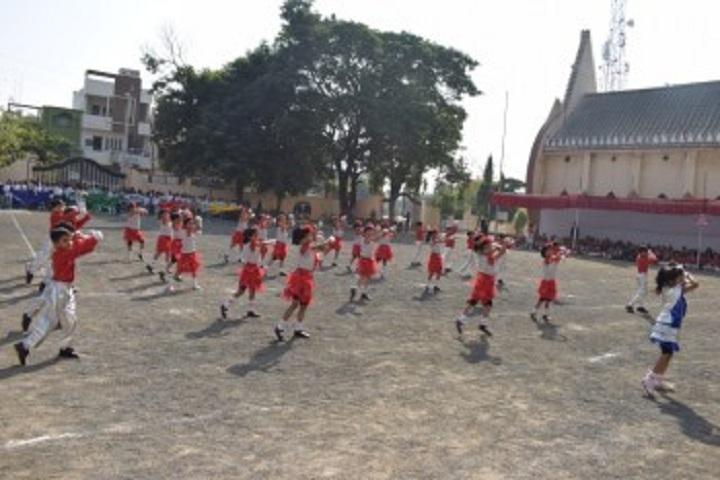 St Antony National School-Sports