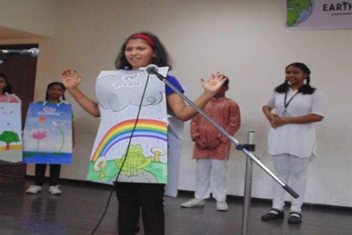 Lodha World School-Earth Day