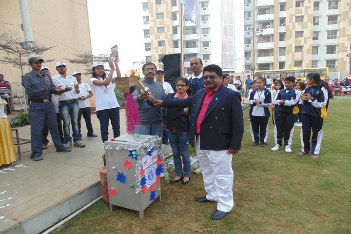 Lodha World School-Event