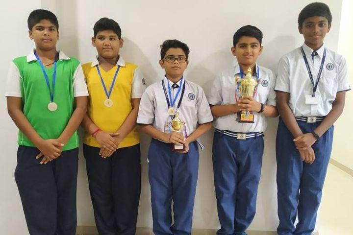 Lodha World School-Winners