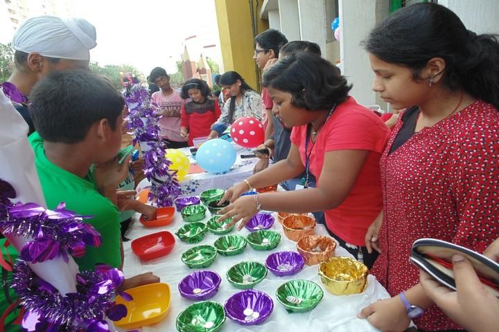 Lodha World School-Fest