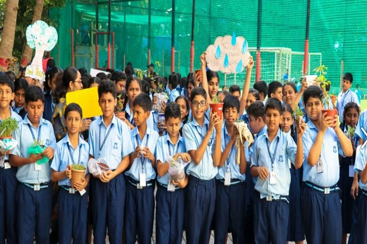 St Marys High School-Environment Day