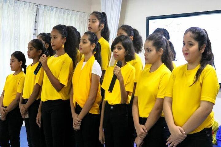 St Marys High School-Singing