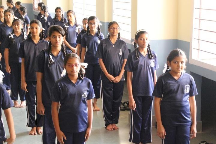 St Marys High School-Yoga
