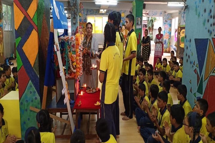Shri Bhaidas Dharsibhai Bhuta High School-Festival Celebrations