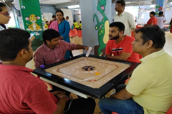 Shri Bhaidas Dharsibhai Bhuta High School-Indoor Games Room