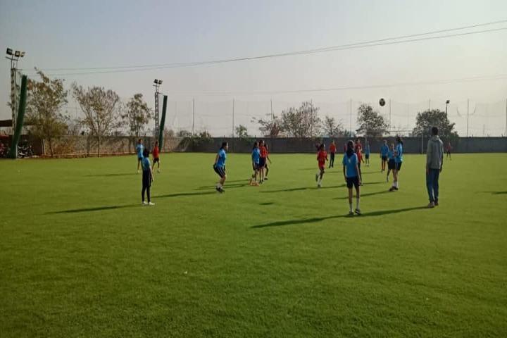Caelum High School-Play Ground
