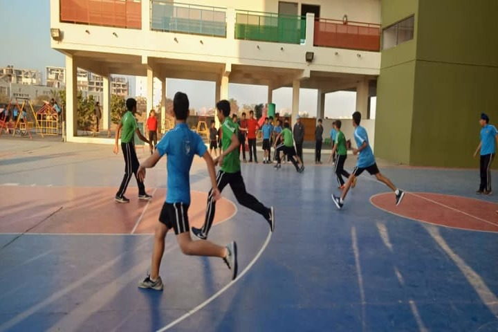 Caelum High School-Sports
