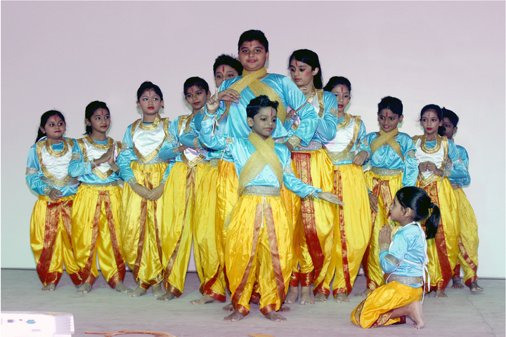 Pawar Public School-Dance