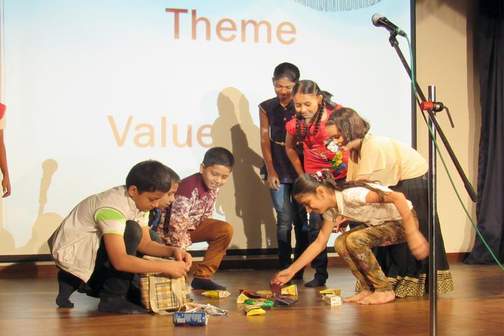 Pawar Public School-Drama