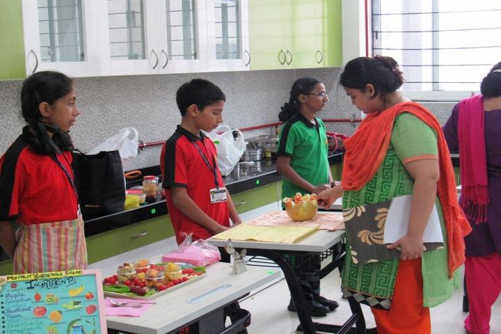 Pawar Public School-Food Festival
