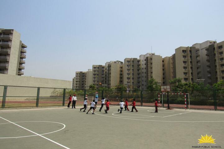Pawar Public School-Ground