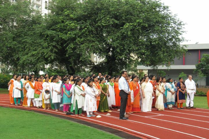 Pawar Public School-Independence Day