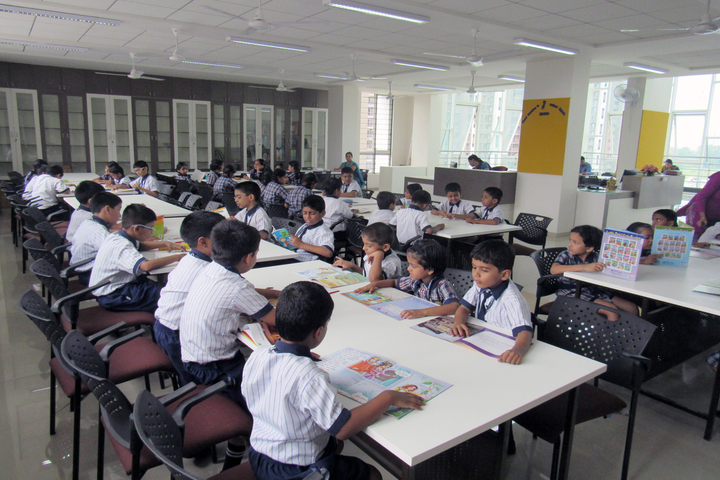 Pawar Public School-Library