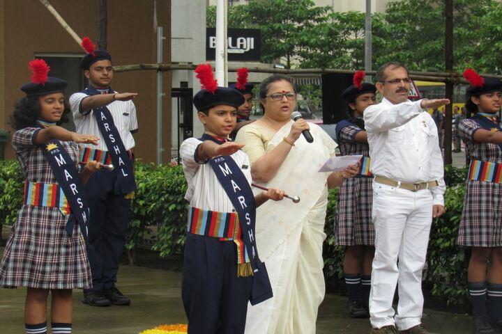 Pawar Public School-Singing
