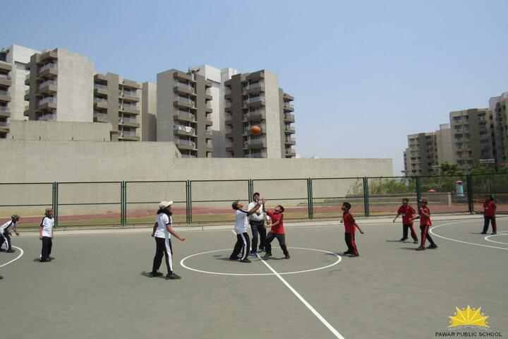 Pawar Public School-Sports