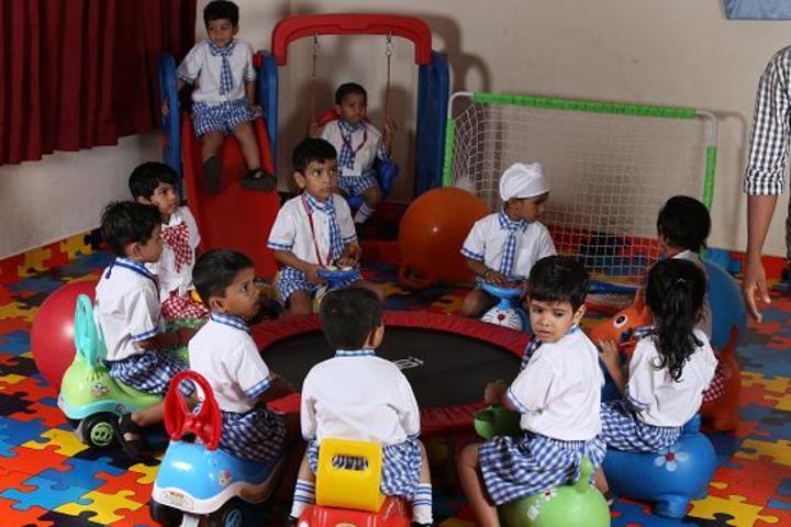 Oxford International School-Kids Room