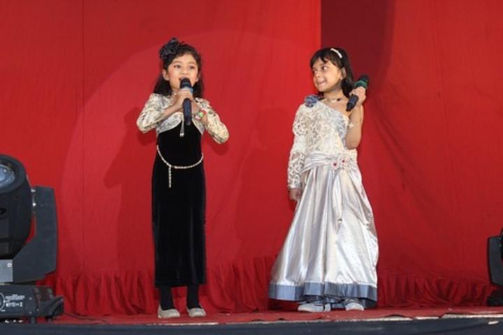 Oxford International School-Singing