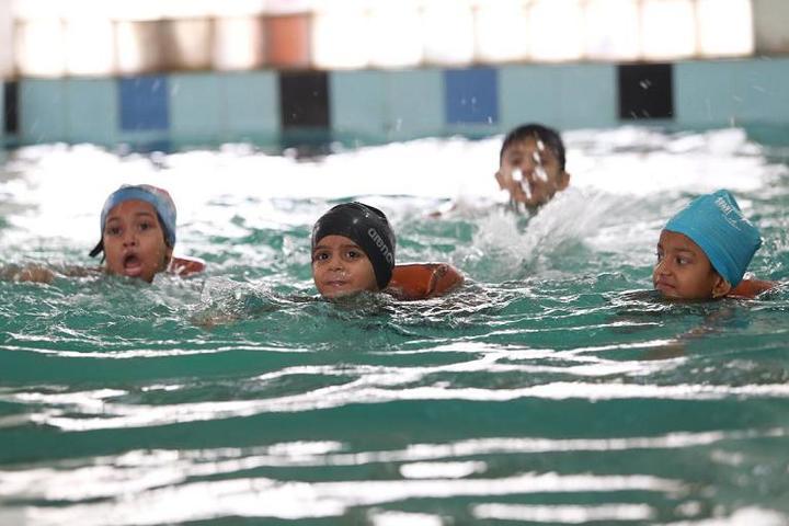 Oxford International School-Swimming Pool