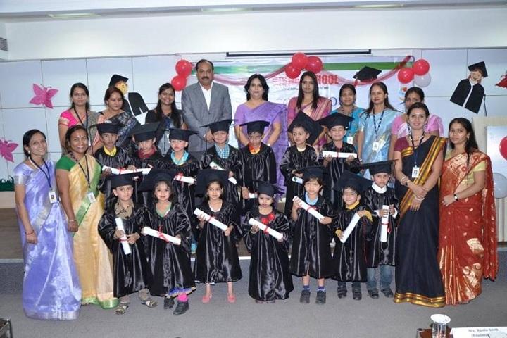 Disha College Of Higher Secondary Studies - Graduation day
