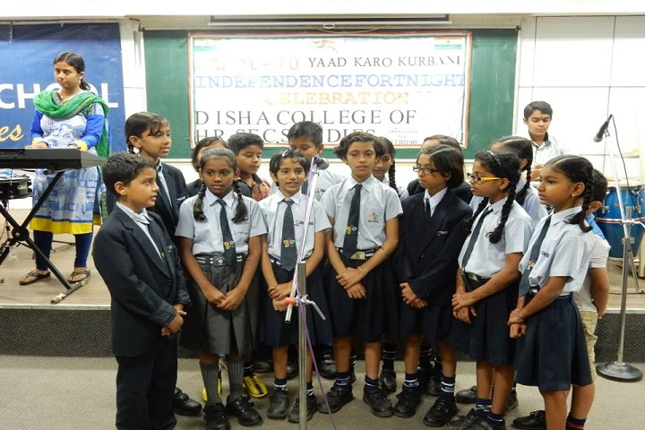 Disha College Of Higher Secondary Studies - Music competition