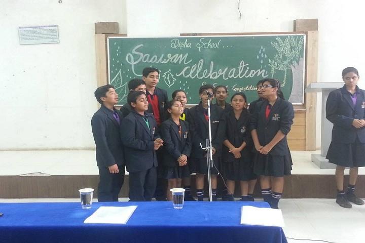 Disha College Of Higher Secondary Studies - Sawan celebrations