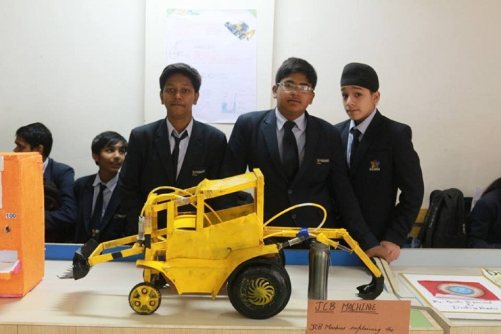 Disha College Of Higher Secondary Studies - Student project